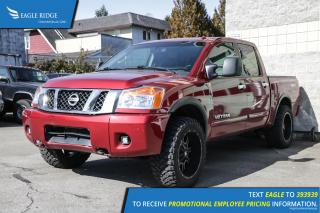 Used 2013 Nissan Titan SL for sale in Coquitlam, BC