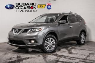 Used 2016 Nissan Rogue SV AWD for sale in Boisbriand, QC