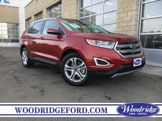 Used 2018 Ford Edge Titanium for sale in Calgary, AB