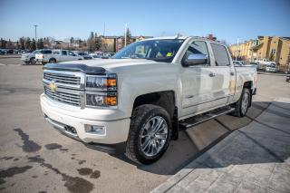 Used 2015 Chevrolet Silverado 1500 High Country for sale in Okotoks, AB