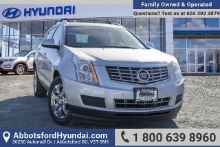 Used 2015 Cadillac SRX Luxury BC OWNED for sale in Abbotsford, BC