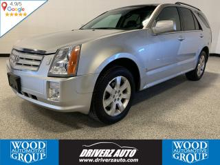 Used 2007 Cadillac SRX V6 AWD, LEATHER, PANORAMIC SUNROOF for sale in Calgary, AB