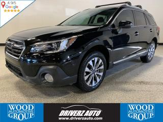 Used 2018 Subaru Outback 3.6R Premier EyeSight Package CLEAN CARFAX, 3.6R PREMIER, REMOTE START for sale in Calgary, AB