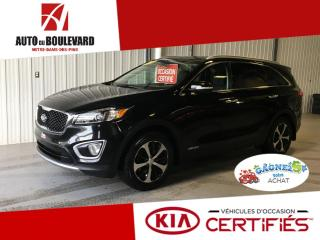 Used 2017 Kia Sorento EX V6 7XPASS TOIT PANO for sale in Notre-Dame-des-Pins, QC