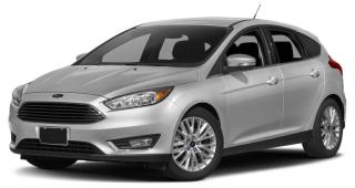 Used 2018 Ford Focus Titanium LEATHER HEATED, SUNROOF,REMOTE STARTER, REVERSE CAMERA, POWER SEAT for sale in Ottawa, ON