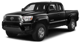 Used 2015 Toyota Tacoma V6 for sale in Ottawa, ON