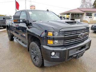 Used 2018 Chevrolet Silverado 2500 HD LT Leather for sale in Kemptville, ON