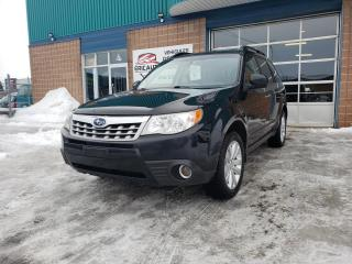 Used 2011 Subaru Forester for sale in St-Eustache, QC