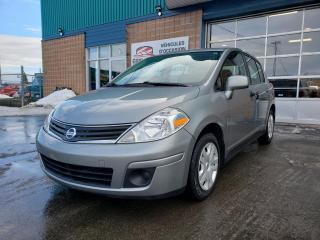 Used 2010 Nissan Versa for sale in St-Eustache, QC