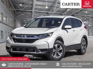 New 2019 Honda CR-V LX for sale in Vancouver, BC