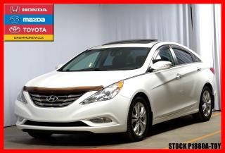 Used 2011 Hyundai Sonata Ltd/ Cuir / Mags for sale in Drummondville, QC