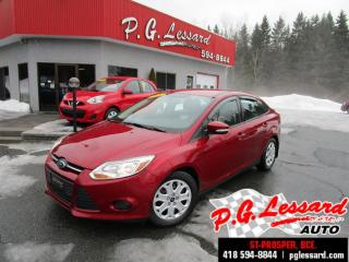 Used 2014 Ford Focus Se Siège Ch for sale in St-Prosper, QC