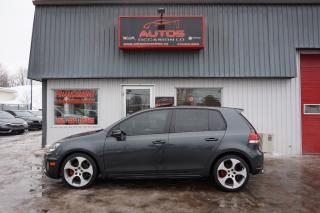 Used 2012 Volkswagen Golf GTI Gti 2.0 Tsi Turbo for sale in Lévis, QC
