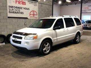 Used 2006 Chevrolet Uplander 4dr Ext WB LT2 AWD for sale in Scarborough, ON
