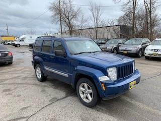 Used 2009 Jeep Liberty 4WD 4dr Rocky Mountain for sale in Oakville, ON