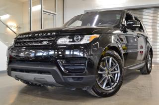 Used 2017 Land Rover Range Rover Sport V6 Se Intouch Pro for sale in Laval, QC