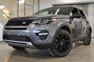 Used 2015 Land Rover Discovery Sport HSE Luxury for sale in Laval, QC