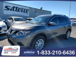 Used 2014 Nissan Rogue JAMAIS ACCIDENTE AWD AIR CLIMATISE CAMER for sale in St-Georges, QC