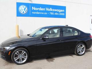 Used 2016 BMW 3 Series 320i xDrive AWD - SUNROOF / NAVI / HEATED LEATHER for sale in Edmonton, AB