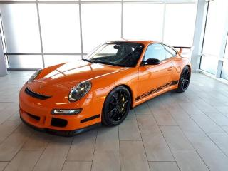 Used 2007 Porsche 911 GT3 RS | Manual | Ceramics | Local | Service History for sale in Edmonton, AB