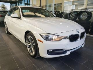 Used 2014 BMW 3 Series XDRIVE, HEATED SEATS, SUNROOF for sale in Edmonton, AB