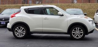 Used 2014 Nissan Juke SL for sale in Mississauga, ON