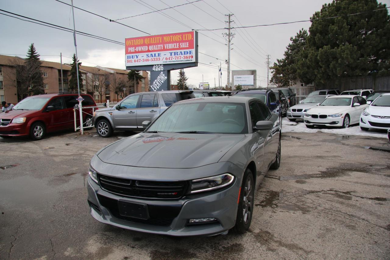 Ontario Quality Motors >> Used 2018 Dodge Charger Gt For Sale In Toronto Ontario