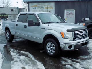 Used 2010 Ford F-150 ***4X4,AUTOMATIQUE,SUPERCREW*** for sale in Longueuil, QC