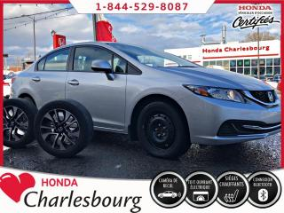 Used 2013 Honda Civic EX AUTOMATIQUE **TOIT OUVRANT** for sale in Charlesbourg, QC