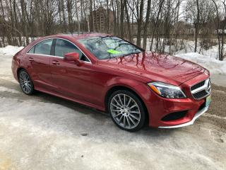 Used 2015 Mercedes-Benz CLS-Class CLS 550 4 MATIC ONLY 10900 km for sale in Perth, ON