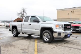 Used 2014 GMC Sierra 1500 4X4 DOUBLE CAB for sale in Brampton, ON