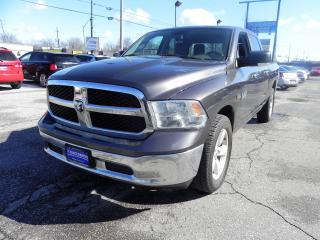 Used 2014 RAM 1500 SLT CREW CAB 4X4 for sale in Windsor, ON