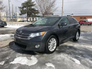 Used 2011 Toyota Venza AWD,PANO/ROOF,4CYLN,LEATHER,B/UP,CAMERA,NO ACCIDEN for sale in Toronto, ON