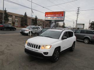 Used 2011 Jeep Compass Sport/sunroof!!! for sale in Toronto, ON