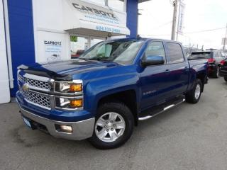 Used 2015 Chevrolet Silverado 1500 LT 4x4, Crew Cab, Heated Seats, Rev.Cam, Tow Pkg for sale in Langley, BC