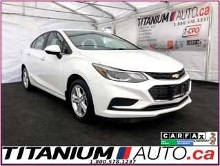 Used 2016 Chevrolet Cruze LT-Camera-Heated Power Seats-Remote Start-Apple Pl for sale in London, ON
