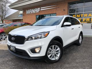 Used 2017 Kia Sorento LX Heated Seats Park Assist Low KM Certified* for sale in Concord, ON