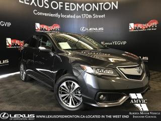 Used 2016 Acura RDX elite pkg for sale in Edmonton, AB