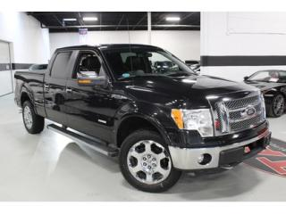 Used 2012 Ford F-150 SuperCrew Ecoboost for sale in Vaughan, ON