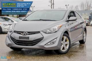 Used 2013 Hyundai Elantra GS for sale in Guelph, ON