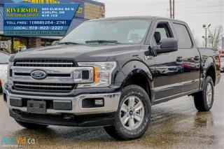Used 2018 Ford F-150 XLT for sale in Guelph, ON