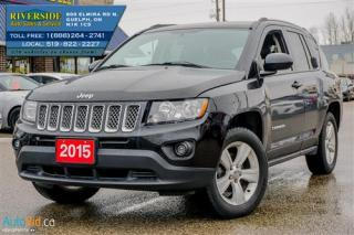 Used 2015 Jeep Compass NORTH for sale in Guelph, ON