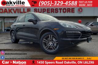 Used 2012 Porsche Cayenne S | PANO ROOF | NAVI | B/U CAM | HTD & VTD | V8 for sale in Oakville, ON