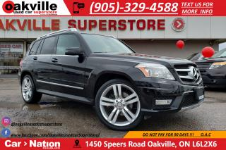 Used 2012 Mercedes-Benz GLK-Class GLK 350 4MATIC | PANO ROOF | NAV | LEATHER for sale in Oakville, ON