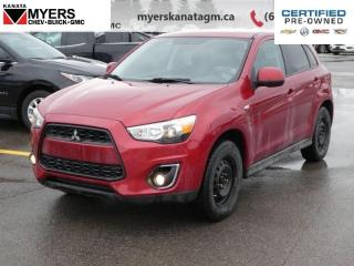 Used 2014 Mitsubishi RVR SE - Bluetooth -  Heated Seats for sale in Ottawa, ON