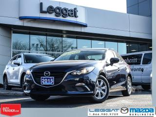 Used 2015 Mazda MAZDA3 GX for sale in Burlington, ON