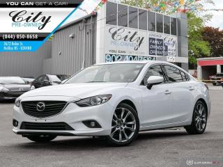 Used 2014 Mazda MAZDA6 Gt Tech for sale in Halifax, NS