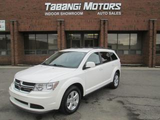 Used 2016 Dodge Journey NO ACCIDENTS | 7 PASSENGER | 4-CYLINDER | CRUISE | B\T for sale in Mississauga, ON