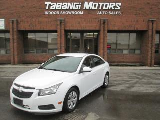 Used 2013 Chevrolet Cruze LT | NO ACCIDENT | CRUISE | KEYLESS ENTRY | POWER GROUP | for sale in Mississauga, ON