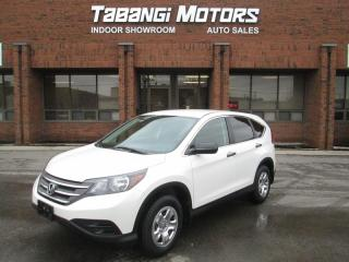 Used 2014 Honda CR-V LX | HEATED SEATS | REAR CAMERA | BLUETOOTH | for sale in Mississauga, ON